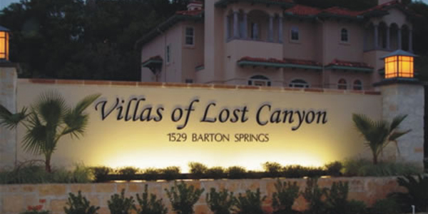Villa of  Lost Canyon